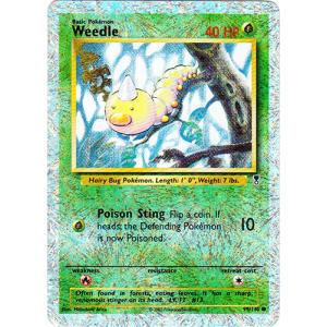Weedle - 99/110 (Reverse Foil)