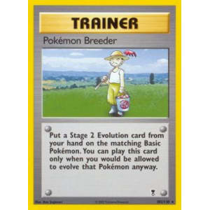 Pokemon Breeder - 102/110