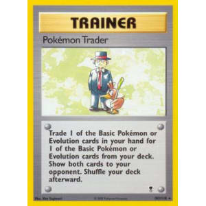 Pokemon Trader - 103/110