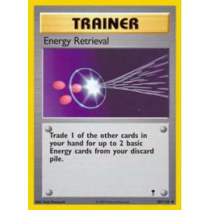 Energy Retrieval - 107/110