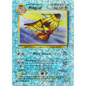 Pidgeot - 33/110 (Reverse Foil)