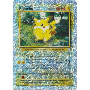 Pikachu - 86/110 (Reverse Foil)