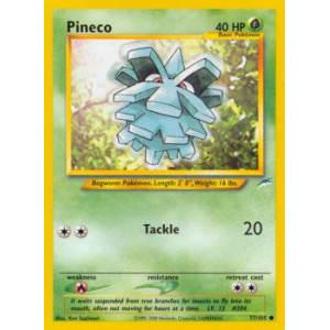 Pineco - 77/105