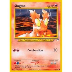 Slugma - 82/105