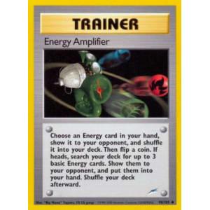 Energy Amplifier - 98/105