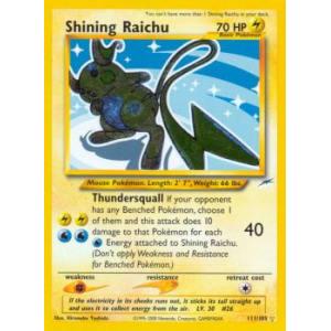 Shining Raichu - 111/105