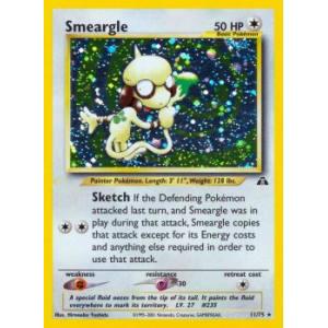 Smeargle - 11/75
