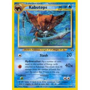 Kabutops - 25/75