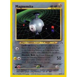 Magnemite - 26/75