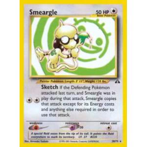Smeargle - 30/75