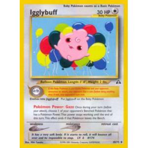 Igglybuff - 40/75