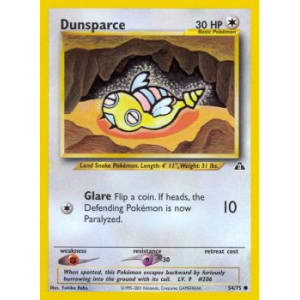 Dunsparce - 54/75