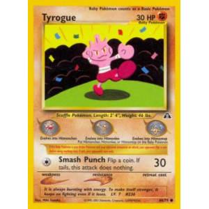 Tyrogue - 66/75