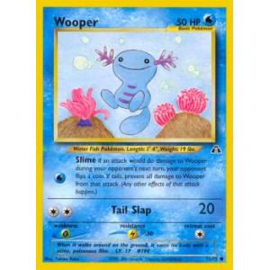 Wooper - 71/75