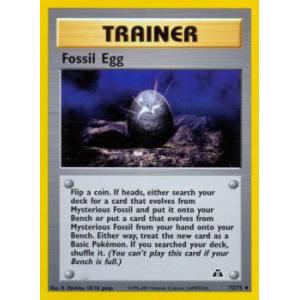 Fossil Egg - 72/75