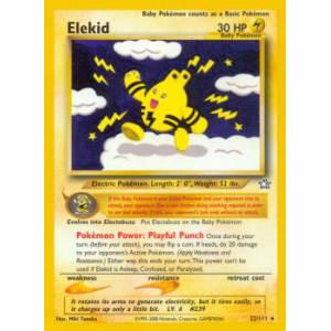 Elekid - 22/111