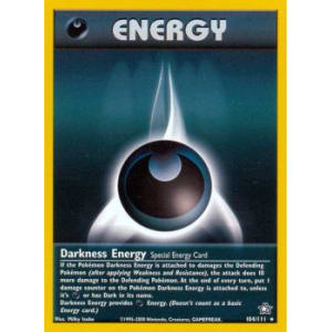 Darkness Energy - 104/111