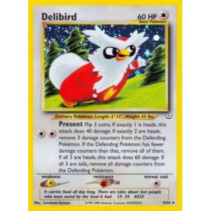 Delibird - 5/64
