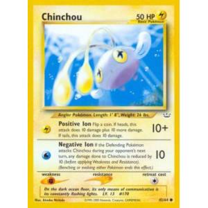 Chinchou - 42/64
