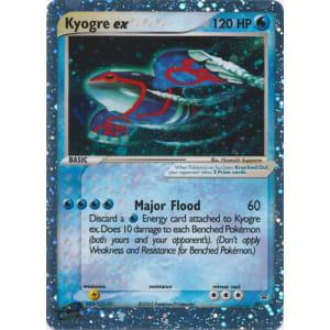 Kyogre ex - 001 (Holo)