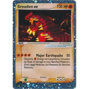 Groudon ex - 002 (Holo)