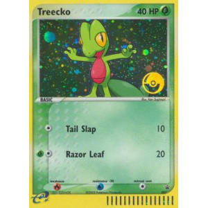 Treecko - 007