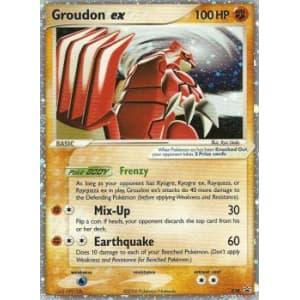 Groudon ex - 038