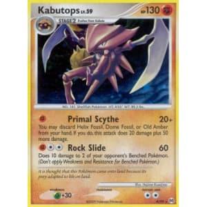 Kabutops - 4/99