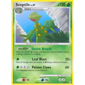 Sceptile - 30/99