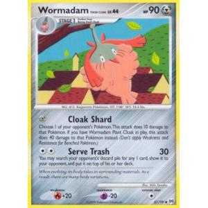 Wormadam - 51/99