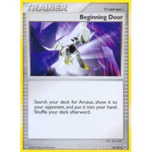 Beginning Door - 82/99