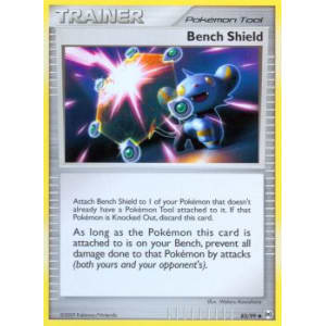 Bench Shield - 83/99
