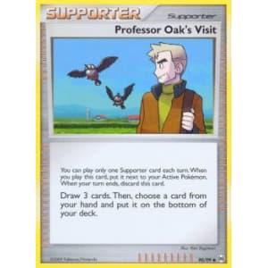 Professor Oak's Visit - 90/99