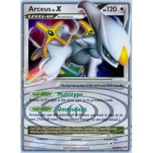 Arceus LV.X - 94/99