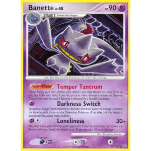 Banette - 19/127