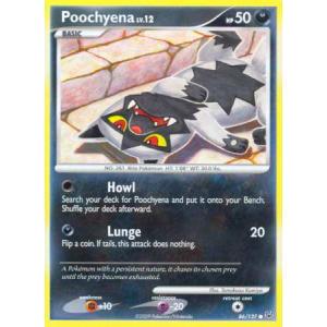 Poochyena - 86/127