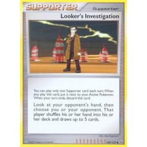 Looker's Investigation - 109/127