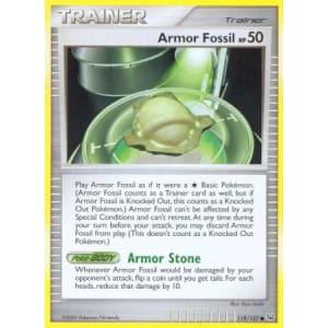 Armor Fossil - 119/127
