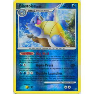 Blastoise - 2/127 (Reverse Foil)