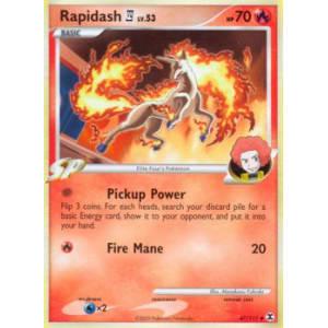 Rapidash 4 - 47/111