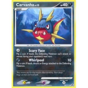 Carvanha - 58/111