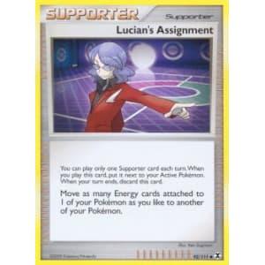 Lucian's Assignment - 92/111