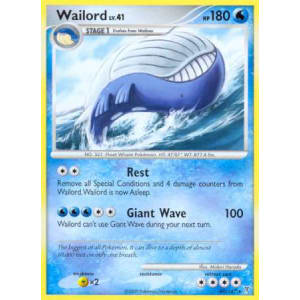 Wailord - 47/147