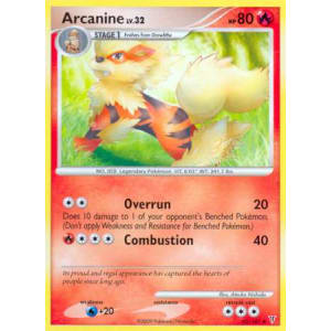 Arcanine - 50/147