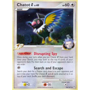 Chatot G - 54/147