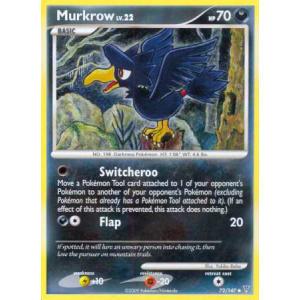 Murkrow - 72/147