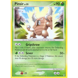 Pinsir - 75/147