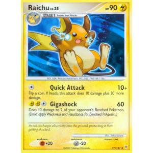 Raichu - 77/147