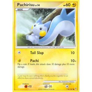 Pachirisu - 118/147
