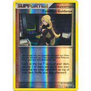 Cynthia's Guidance - 136/147 (Reverse Foil)